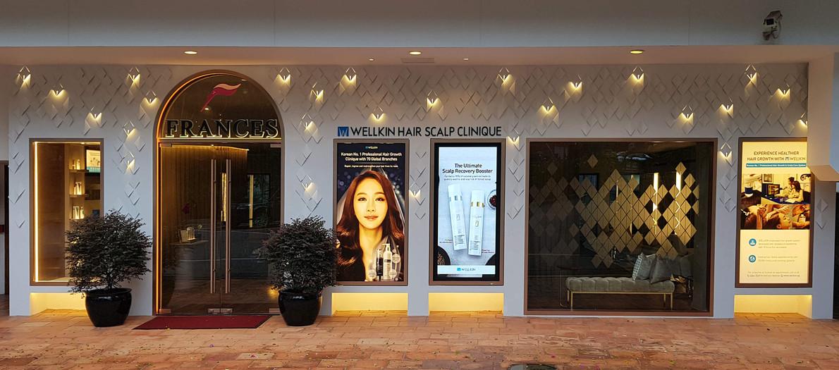 Wellkin Hair Scalp Clinique