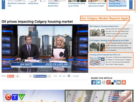 Real Info Box Market Reports featured in CTV Morning Live