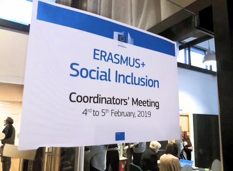 EQUALvet's Erasmus+ Coordinators Meeting