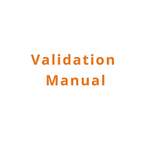Validaton Manual
