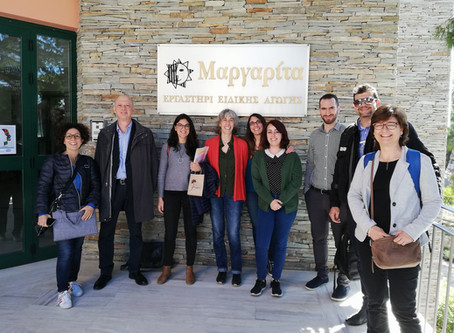 First Transnational Project Meeting in Greece!