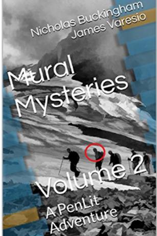 Mural Mysteries Volume 2