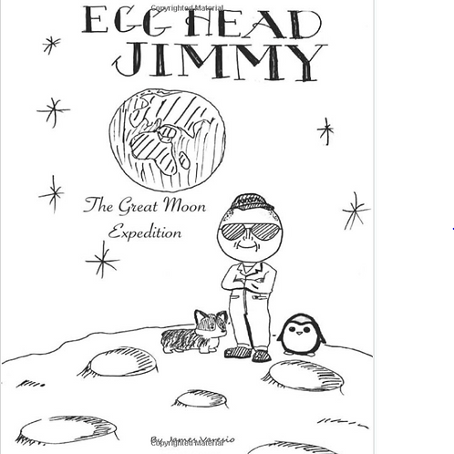 Egg Head Jimmy: The Great Moon Expedition