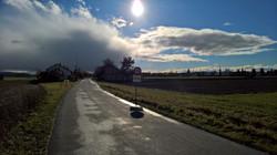 Dorfeinfahrt Feldegg