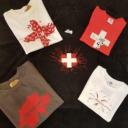 T-Shirts aller Art