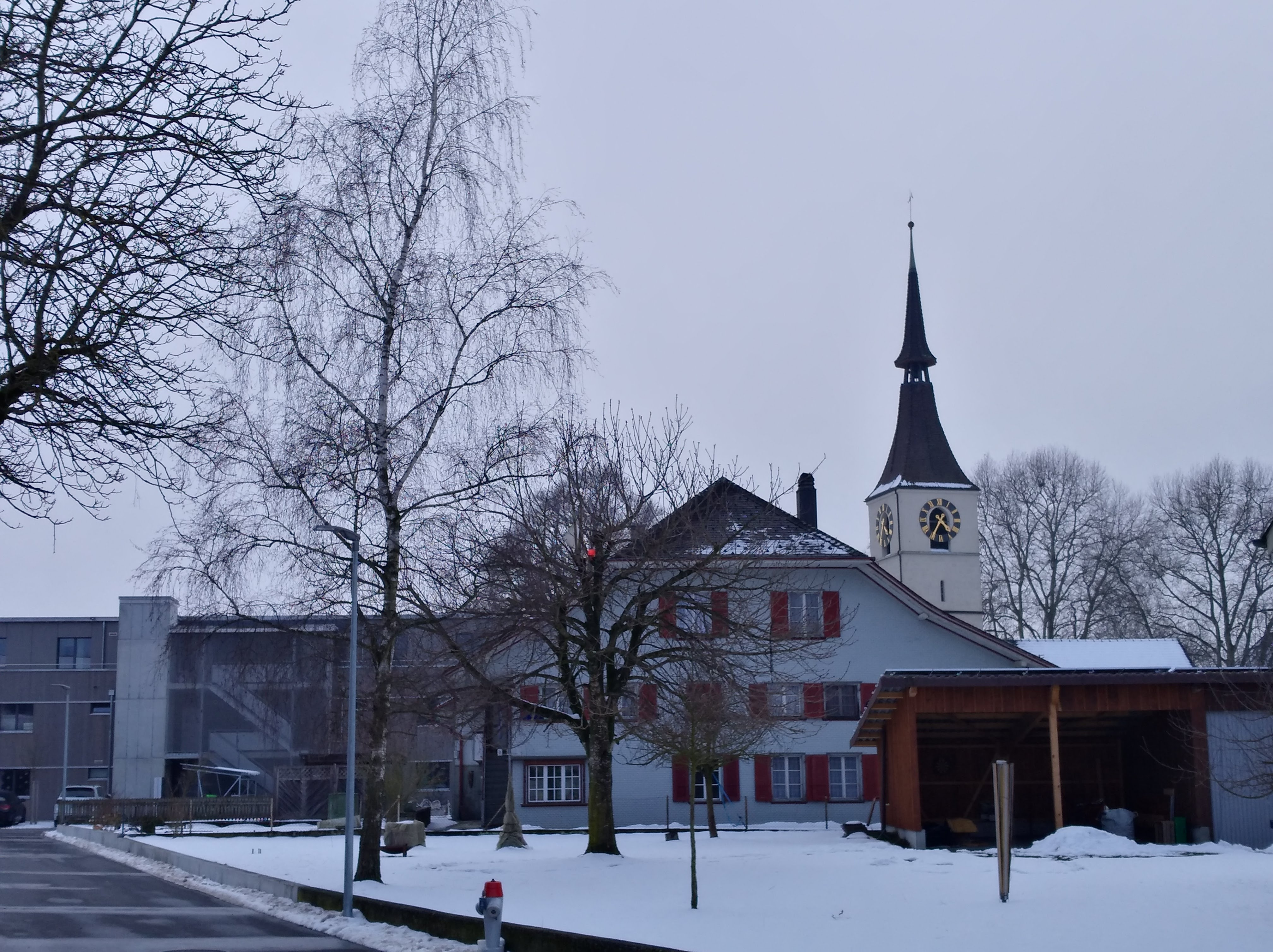 Die Revormierte Kirche