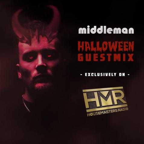 Halloween DJ Set on Housemasters Radio 31st @ 11pm