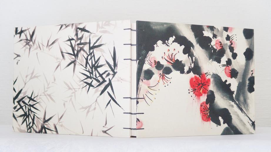 Carnet d'aquarelle 26x20 cm