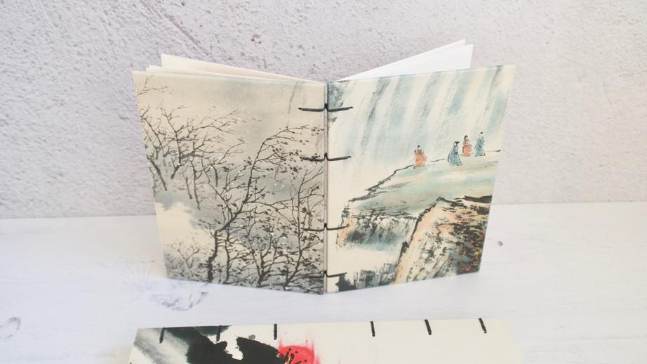 Carnet d'aquarelle A6