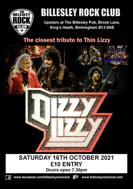 A night of pure . . . Thin Lizzy !