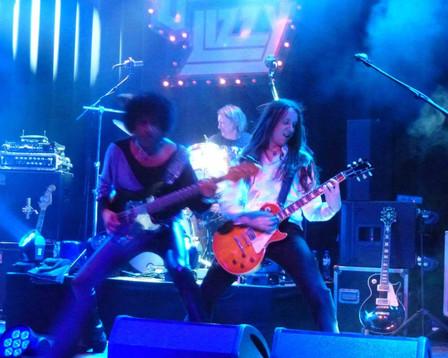 Rocking Live Show . .