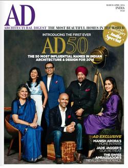 Ad India March - April 2014