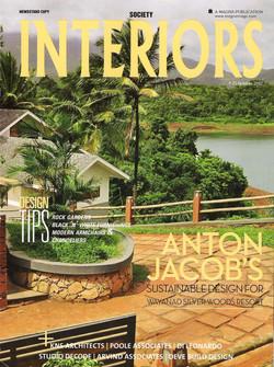 SOCIETY INTERIORS - OCTOBER 2012