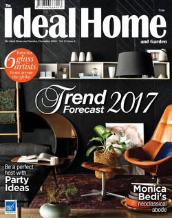 Ideal Home ans Garden - December 201