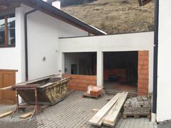 Umbau Garage zu Brauerei Teil 1