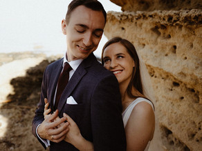 Ferenc & Sabina - Elopement in Sicily