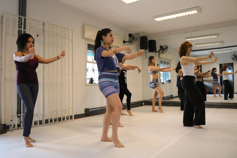 Dança do Ventre - Iniciante