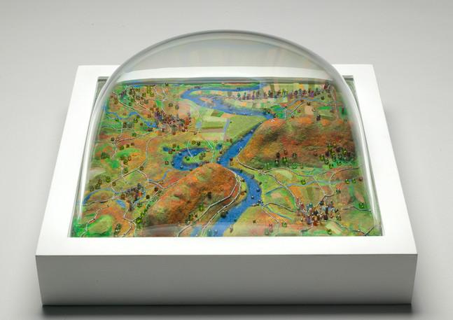 Sally Curcio, Happy Valley Fall, Smith College Museum of Art
