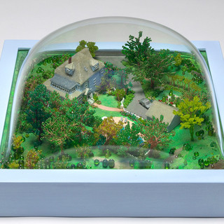 Sally Curcio, Nancy's Garden, Commissioned by Nancy and Bruce Goldstein