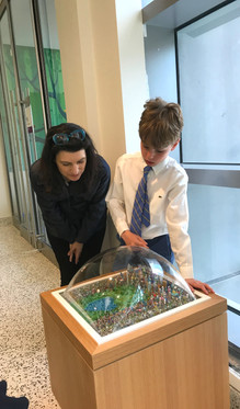 Summer in Central Park, Bubble Sculpture Commission, Hassenfeld Children's Hospital at NYU Langone