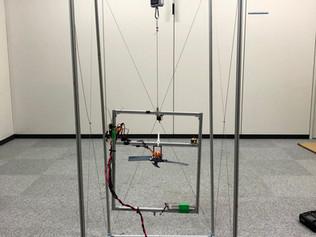 揚力測定実験·研究
