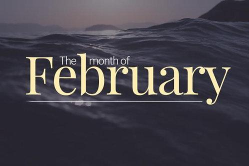 February 2017 Series