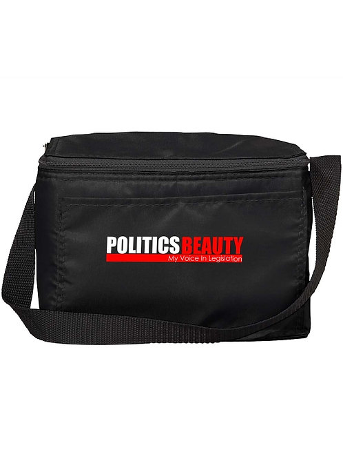 "Politics Beauty ""Insulated"" Lunch Bag"
