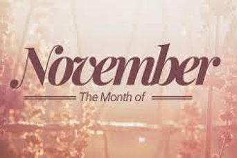 November 2017 Series