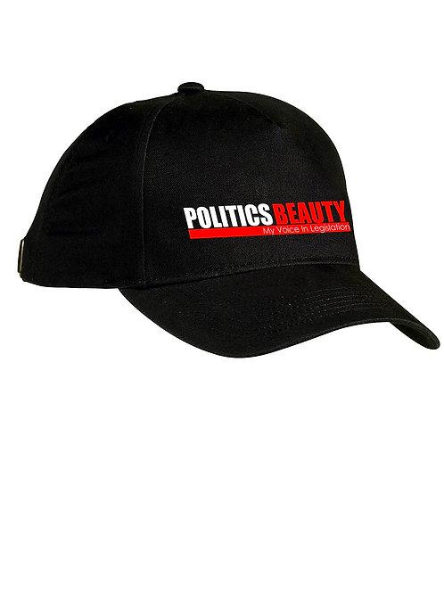 "Politics Beauty ""Low-Profile"" Baseball Hat"