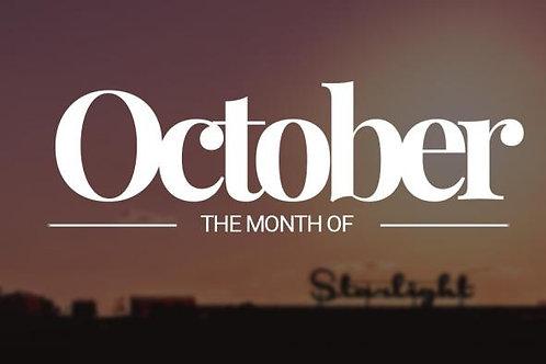 October 2017 Series