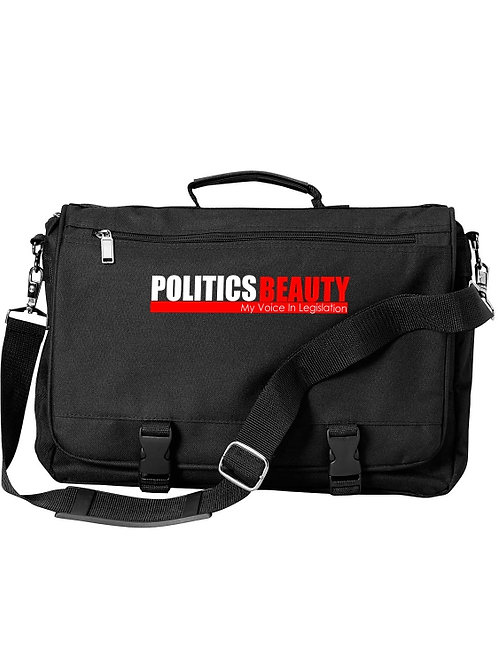 "Politics Beauty ""Professional"" Briefcase"