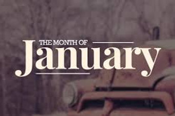 January 2017 Series
