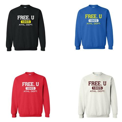 """""""Free.U"""" Sweatshirts"""