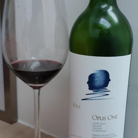 【CA酒評】Opus One 2017