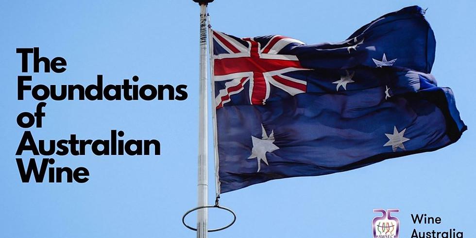 Foundations of Australian Wine