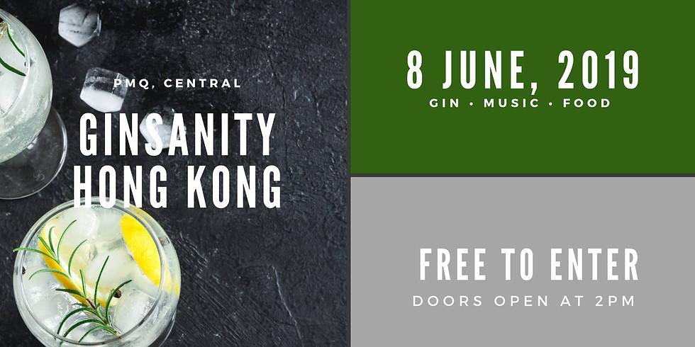 Ginsanity - HK's Gin Fest