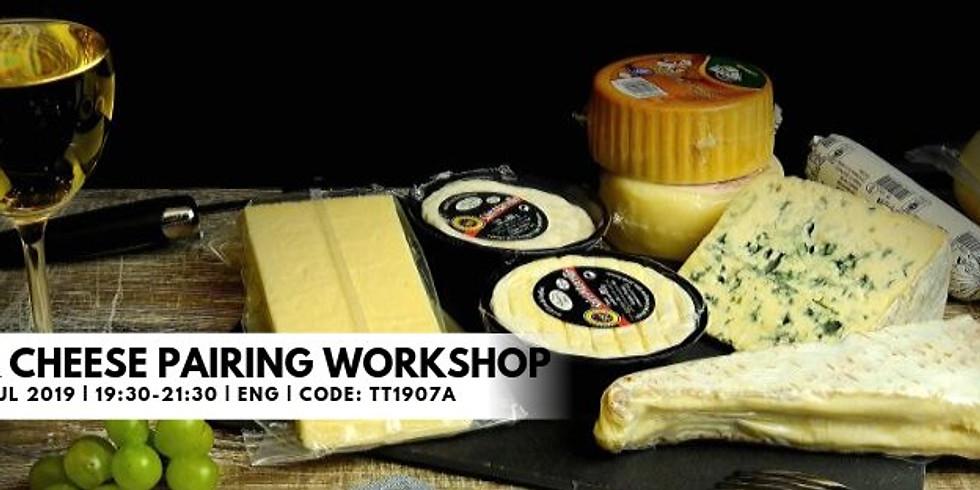 Wine & Cheese Pairing Workshop