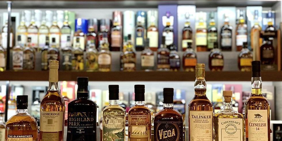 豆子 x 明記辦館 • Whisky Lover Hong Kong - The Whisky Extravaganza