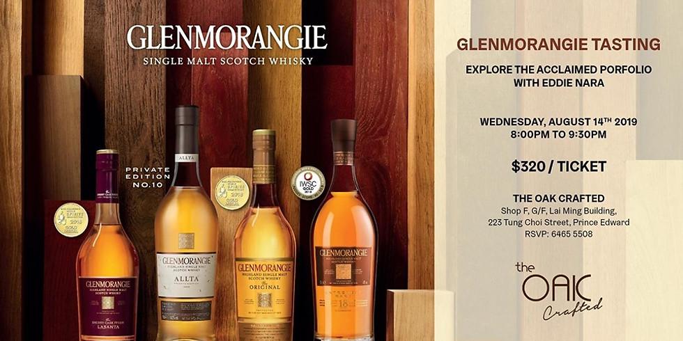Vintage and Latest: Glenmorangie Tasting with Eddie Nara