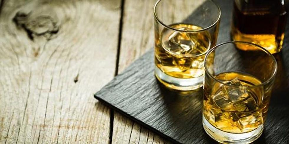 An Evening of Art & Whisky