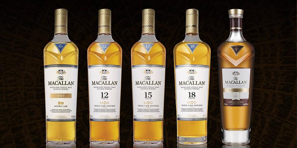 麥卡倫威士忌吧 威士忌大師班 | Whisky Master Class at The Macallan Whisky Bar (1)