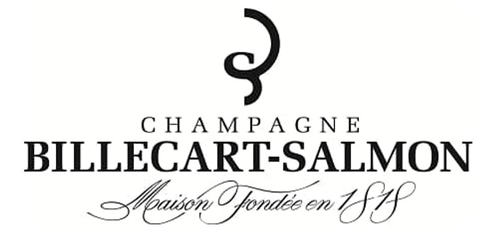 OCC HK - An evening with Champagne Billecart-Salmon