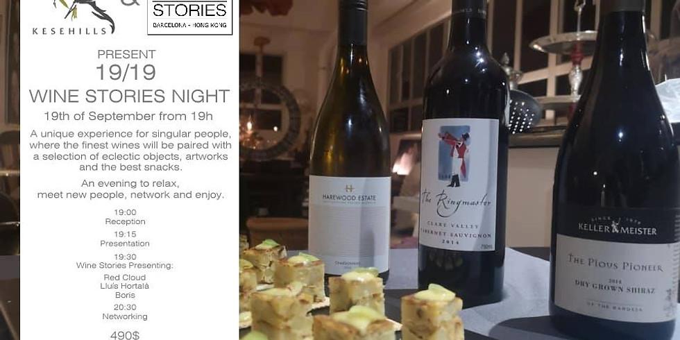 Wine Stories Night