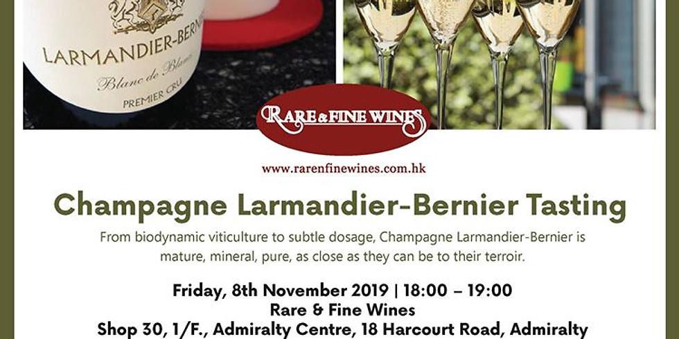 Champagne Larmandier-Bernier Tasting