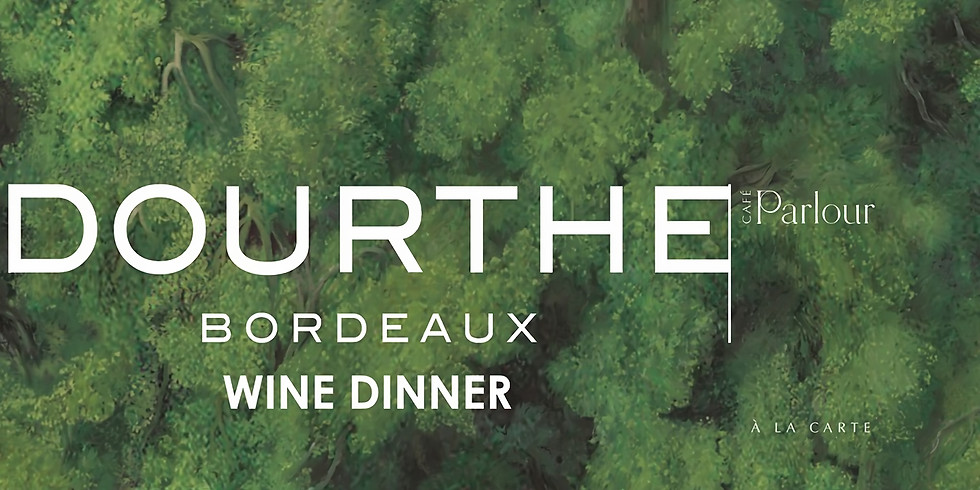 Dourhte Wine Dinner at House 1881