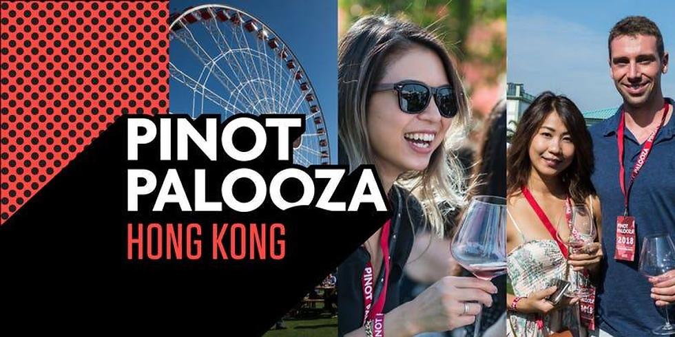 Pinot Palooza Hong Kong 2019
