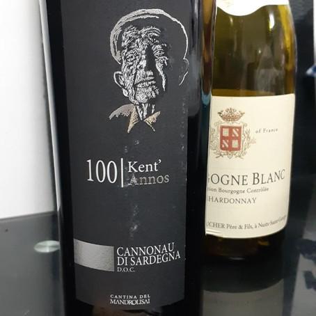【CA酒評】100 Kent'Annos Cannonau di Sardegna D.O.C. 2014