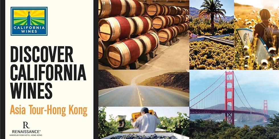 Discover California Wines - Hong Kong Grand Tasting 2019