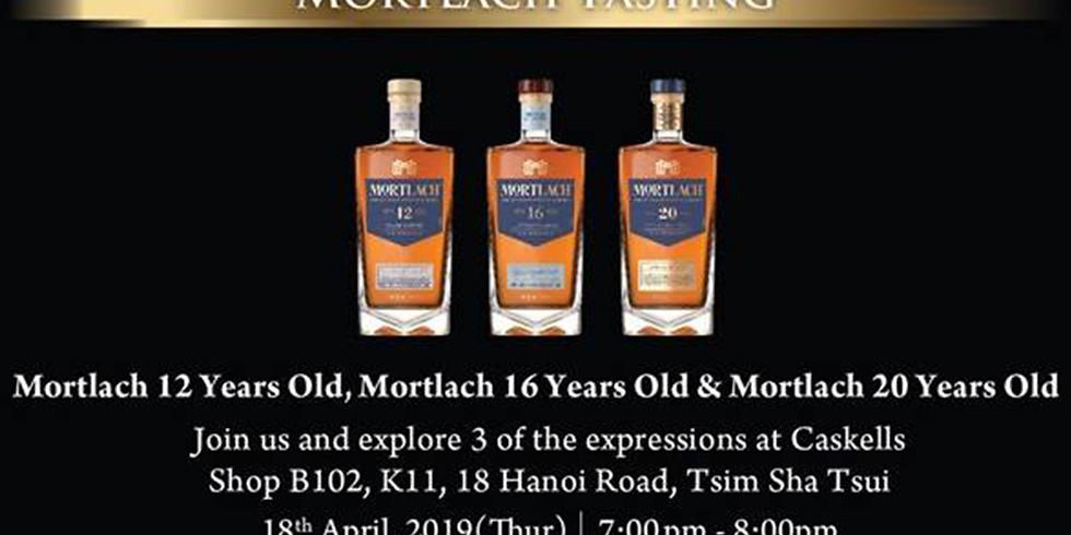 Mortlach Tasting
