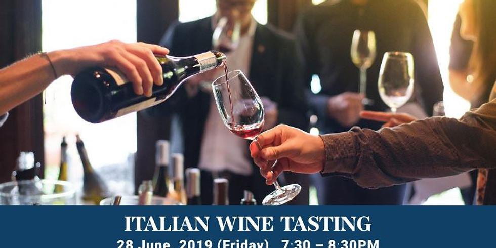 Italian Wine Tasting Event - Jebsen Fine Wines (Hong Kong)